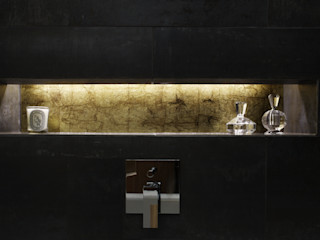 Notting Hill LEIVARS Modern Bathroom
