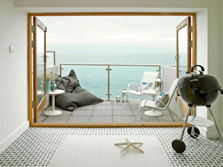 Porthleven LEIVARS Patios & Decks