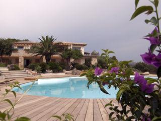 Villa in Sardegna Scultura & Design S.r.l. Piscina