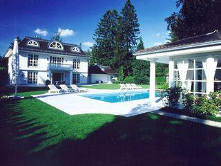 Villa in Monaco Scultura & Design S.r.l. Piscina