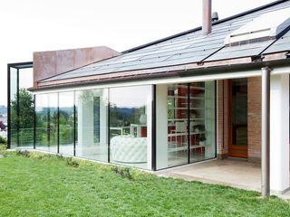 Glass Kitchen ARCHICURA Кухня