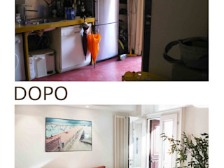 marta novarini architetto Modern houses