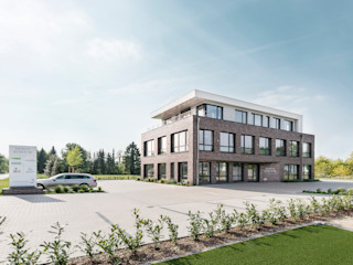 Hellmers P2   Architektur & Projekte Офісні будівлі