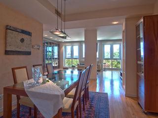 Home Staging de Altura en Arturo Soria Apersonal Comedores de estilo clásico