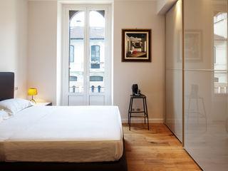 marta novarini architetto Modern style bedroom