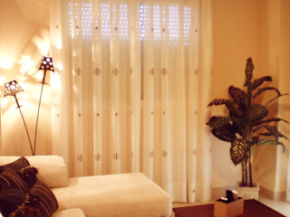 Paco Escrivá Muebles Colonial style living room