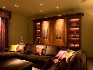 York View Brilliant Lighting Modern living room
