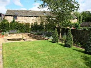 Rural Garden Bestall & Co Landscape Design Ltd Modern Garden