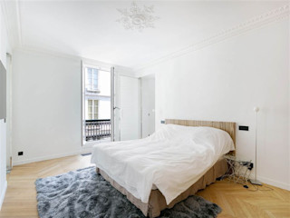 blackStones Eclectic style bedroom