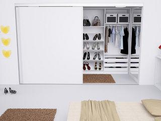 meine möbelmanufaktur GmbH BedroomWardrobes & closets