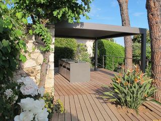 INSIDE Création Balcones y terrazas modernos