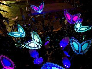 Avatar Garden B+P architetti GiardinoIlluminazione
