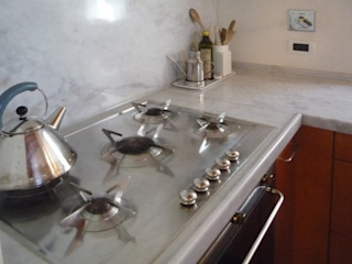 kitchen CHRISTIAN THEILL DESIGN Dapur Modern