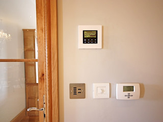 South Yorkshire Home Automation Inspire Audio Visual Salle de bainEclairage