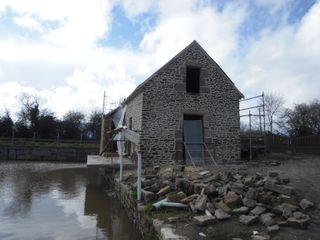 Petit Bacilly Christèle BRIER Architechniques Maisons originales