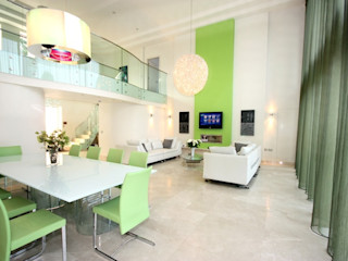 North Yorkshire Home Cinema and Home Automation Installation Inspire Audio Visual Salon