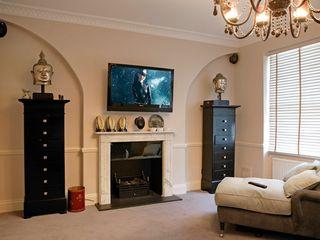 London Media and Home Automation Project Inspire Audio Visual Salon classique