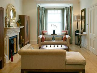 Belsize Park Hélène Dabrowski Interiors Modern Living Room