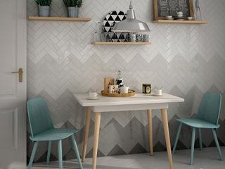 Equipe Ceramicas Modern Mutfak Mozaik