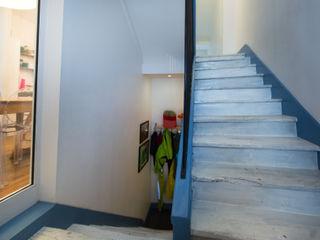 TOURS Cathédrale Christèle BRIER Architechniques Couloir, entrée, escaliers originaux