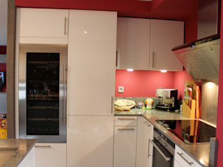 Agence ADI-HOME Dapur Modern