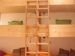 Chalet pieds des Pistes DAI Création Maisons modernes
