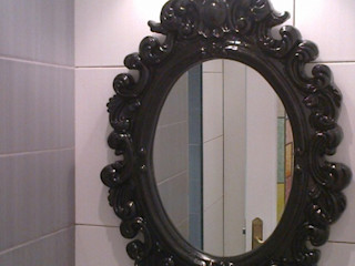 SERRANOS Studio Modern Bathroom
