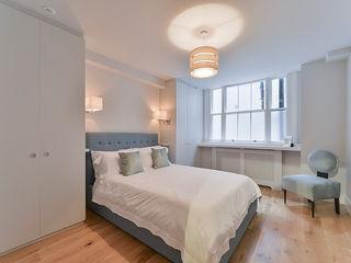 Bedroom homify Dormitorios modernos: Ideas, imágenes y decoración