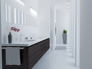 Casa en Cala Bassa, Ibiza DUE Architecture & Design Casas de estilo moderno