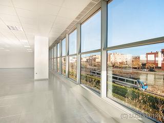 Edificio Autocampo Luzestudio - Fotografía de arquitectura e interiores