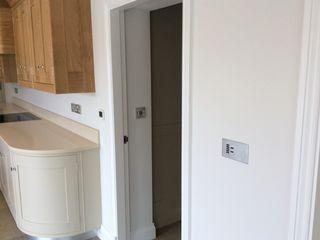 North Yorkshire Lighting Control Project Inspire Audio Visual Salle de bainEclairage