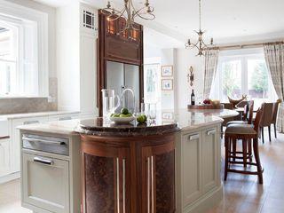 Elegance Designer Kitchen by Morgan Cocinas clásicas
