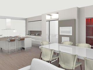 residenza privata cucina by SIEMATIC MOD BEAUX ARTS novadomusrc