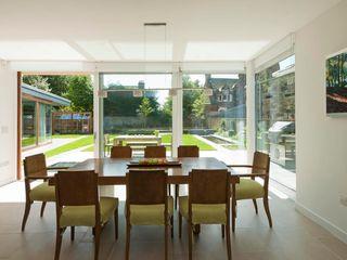 Wester Coates villa ZONE Architects Modern houses