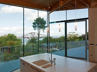 South Queensferry House Extension ZONE Architects Modern houses