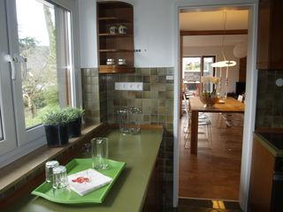 Raumpraesenz-Homestaging Modern kitchen