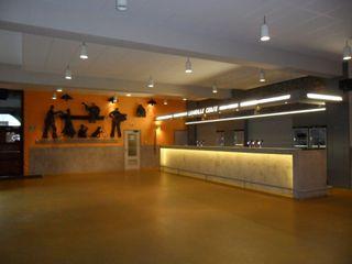 Salle de réceptions SoDa créations pétillantes Lieux d'événements classiques