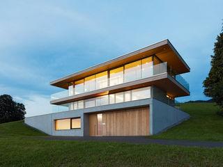 Dietrich | Untertrifaller Architekten ZT GmbH Maisons modernes