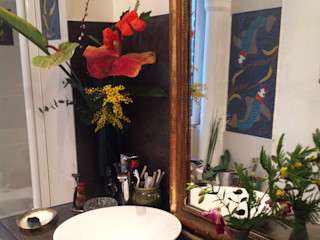 Rénovation petite salle de bain Mosa de Luna Salle de bain originale