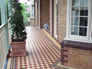 Geometric (Victorian) Tiles Original Features Paredes y pisosAzulejos y cerámicos