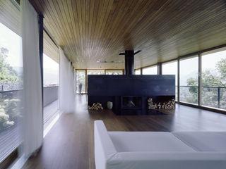 Dietrich | Untertrifaller Architekten ZT GmbH SalonCheminées & accessoires