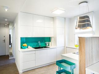 COCO Pracownia projektowania wnętrz Кухня