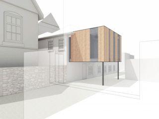 Austen House Adam Knibb Architects Modern houses