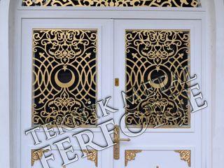 Teknik Metal Ferforje Fenêtres & Portes modernes
