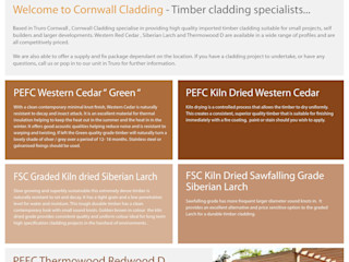 Cornwall Cladding Building With Frames Modern Houses