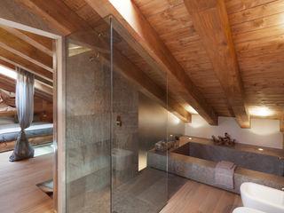 archstudiodesign Salle de bain scandinave