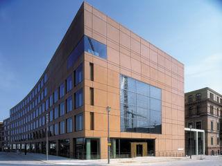 Ortner & Ortner Baukunst Ziviltechnikergesellschaft mbH Office buildings