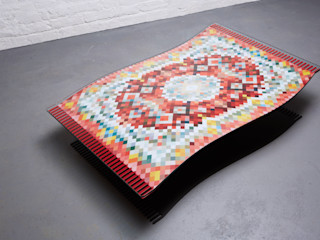 FLYING CARPET COFFEE TABLE Duffy London Living roomSide tables & trays
