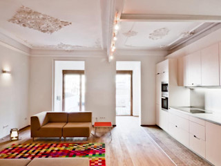Diseño y Comunicación Online Living room
