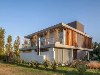 ESTUDIO GEYA Moderne Häuser